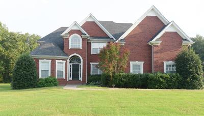 Smyrna Single Family Home Under Contract - Showing: 5423 Cliffstone Dr
