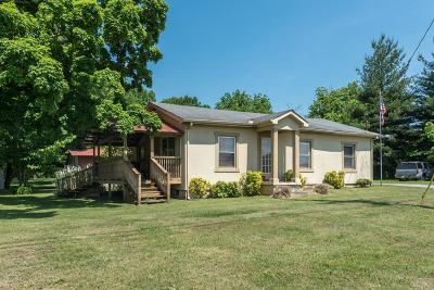 Goodlettsville Single Family Home Under Contract - Showing: 1522 31w Hwy