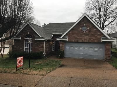 Hermitage Single Family Home For Sale: 2928 Chapelwood Dr
