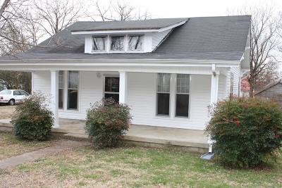 Marshall County Single Family Home For Sale: 653 Limestone Ave