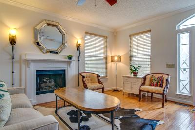 Hermitage Single Family Home For Sale: 3605 Fleetwood Blvd