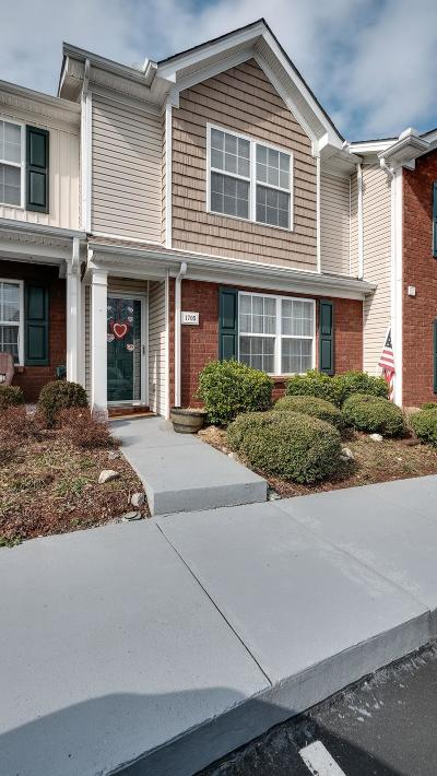 Antioch Condo/Townhouse For Sale: 1705 Red Jacket Dr