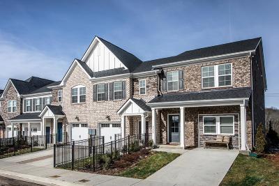Nashville Condo/Townhouse For Sale: 2256 Belle Creek Way (Lot 3)