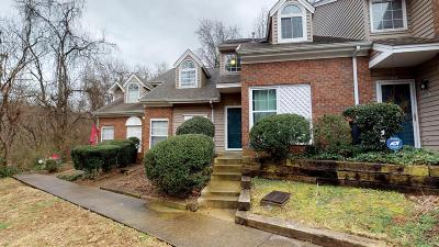 Nashville Condo/Townhouse For Sale: 436 English Ivy Drive