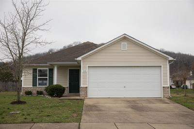 Thompsons Station  Rental Under Contract - Not Showing: 2699 New Port Royal Rd