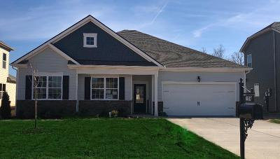 Single Family Home For Sale: 6617 Tulip Tree Drive #65