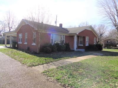 Lawrenceburg Single Family Home Under Contract - Not Showing: 123 Guard Dr