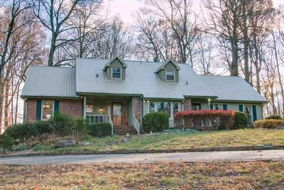 Springfield Single Family Home For Sale: 6982 New Chapel Rd