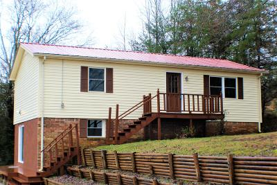 Cookeville Single Family Home For Sale: 5987 Bob Lynn Rd