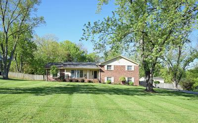 Hendersonville Single Family Home Under Contract - Not Showing: 136 Country Club Dr