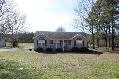Shelbyville Single Family Home Under Contract - Showing: 2146 Hwy 82-S
