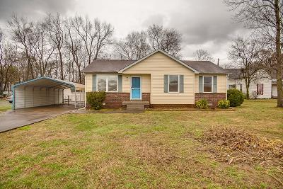 Smyrna Single Family Home For Sale: 11498 Old Nashville Hwy