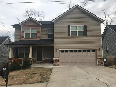 Antioch Single Family Home Under Contract - Not Showing: 1436 Rockglade Run