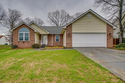Lavergne Single Family Home For Sale: 614 Mable Dr
