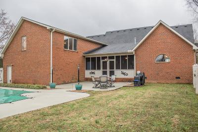 Single Family Home For Sale: 5636 Browns Mill Road