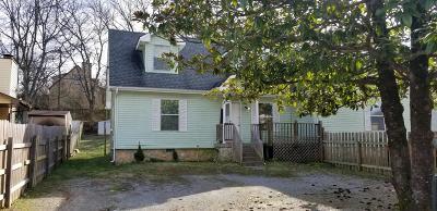 Nashville Condo/Townhouse For Sale: 3240 Lakeford Dr