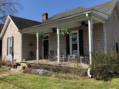 Mount Pleasant Single Family Home Under Contract - Showing: 304 South Main Street