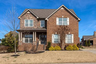 Spring Hill Single Family Home Under Contract - Showing: 2003 Via Francesco Ct