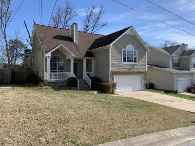 Hermitage Single Family Home For Sale: 5649 Chestnutwood Trl
