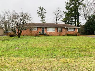 Wilson County Single Family Home Under Contract - Not Showing: 1632 Shady Cir