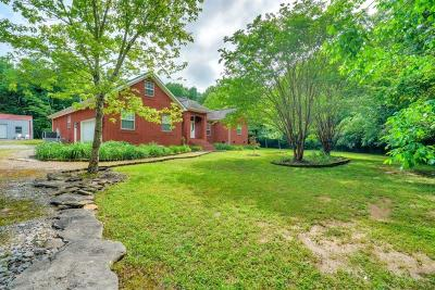 Shelbyville Single Family Home For Sale: 796 Kennedy Road