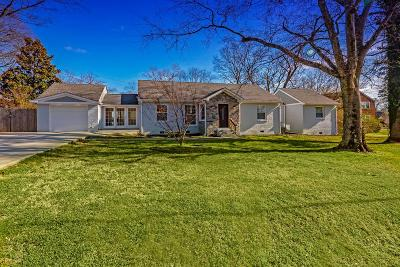 Nashville Single Family Home For Sale: 1431 Greenland Ave