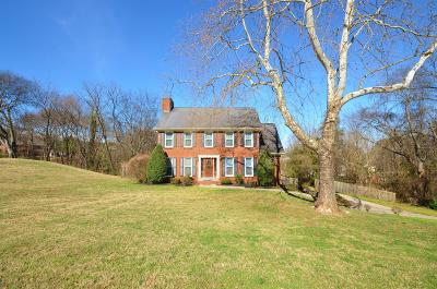 Old Hickory Single Family Home Under Contract - Not Showing: 5307 E Bend Dr.