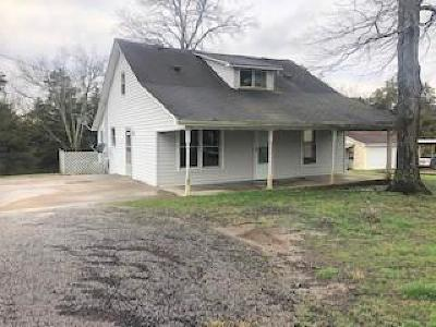 Shelbyville Single Family Home For Sale: 404 Tollgate Rd