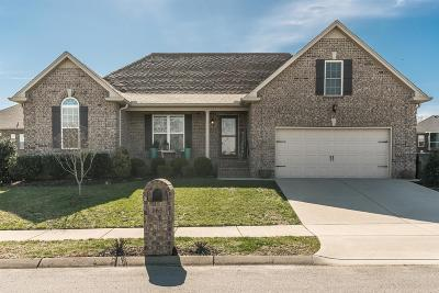Gallatin Single Family Home Under Contract - Showing: 165 Longspur Dr