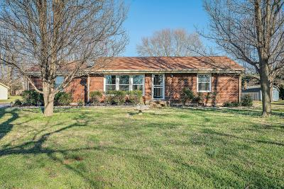 Nashville Single Family Home For Sale: 259 Wilowen Dr