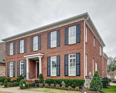 Nashville Single Family Home Under Contract - Showing: 104 Ransom Ave