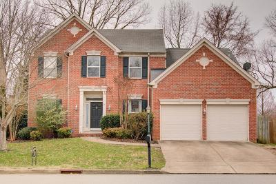 Nashville Single Family Home For Sale: 3309 Hickory Run