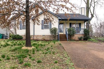 Nashville Single Family Home For Sale: 1713 Greenwood Ave