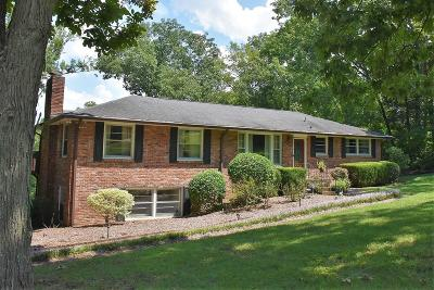 Nashville Single Family Home For Sale: 1118 Sparta Rd