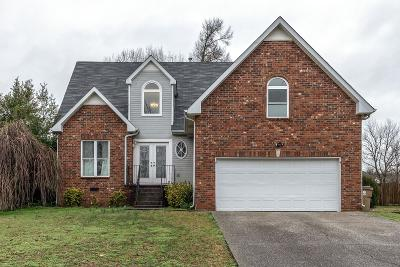 Goodlettsville Single Family Home Under Contract - Not Showing: 1116 Campbell Rd