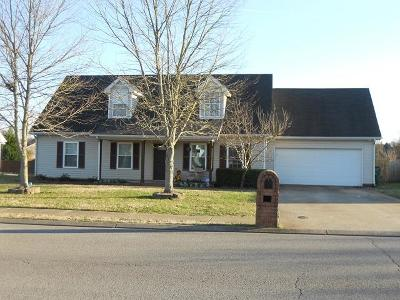 Single Family Home For Sale: 1239 Azure Way