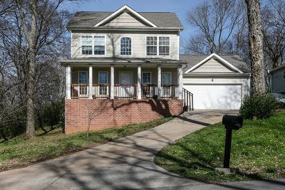 Spring Hill Single Family Home Under Contract - Not Showing: 570 Maury Hill St