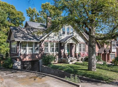 Nashville Single Family Home For Sale: 1804 Ashwood Ave