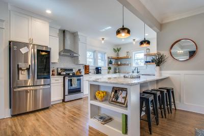 Nashville Single Family Home For Sale: 1058 Gwynn Dr