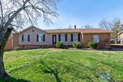 Antioch Single Family Home For Sale: 3216 Autumn Dr