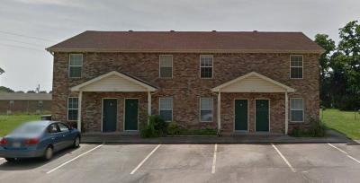 Clarksville Rental For Rent: 690 Needmore Road