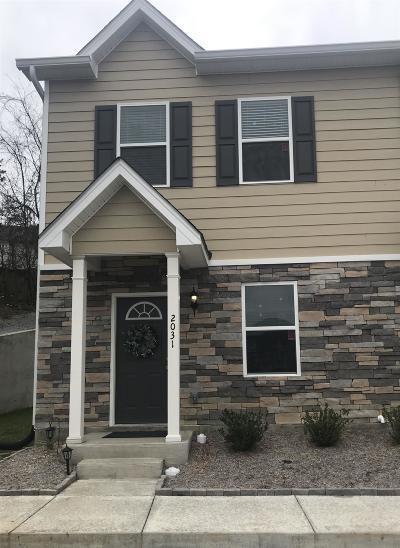 Nashville Condo/Townhouse For Sale: 2031 Pinecrest Dr