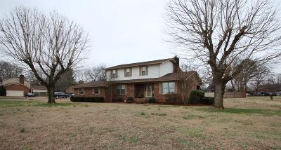 Smyrna Single Family Home For Sale: 141 Brandon Trl