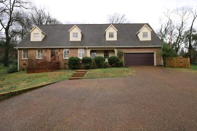 Nashville Single Family Home For Sale: 2316 Sterling Rd