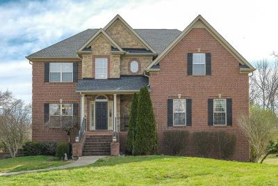 Smyrna Single Family Home Under Contract - Not Showing: 120 Stonewood Ct