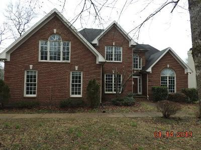 Hendersonville Single Family Home For Sale: 179 Meadow Lake Dr