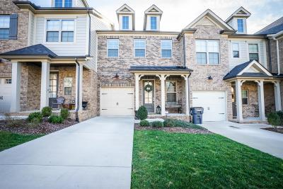 Thompsons Station Condo/Townhouse For Sale: 1615 Hampshire Place