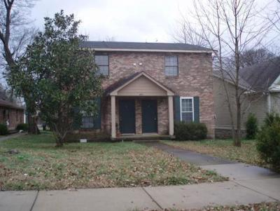 Nashville Multi Family Home Under Contract - Showing: 407 N 15th St