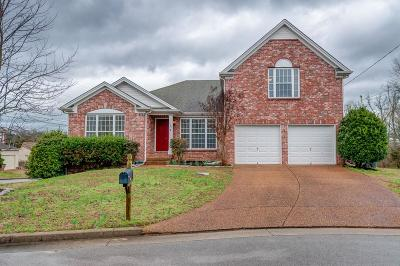 Nashville Single Family Home For Sale: 401 Toomer Ct