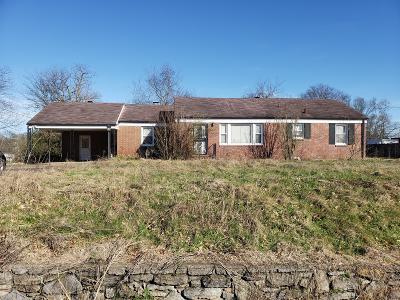 Nashville Single Family Home For Sale: 2409 Gardner Ln